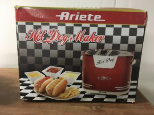 Ariete, hot dog maker, varmkorv