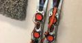Snowblades, korta skidor