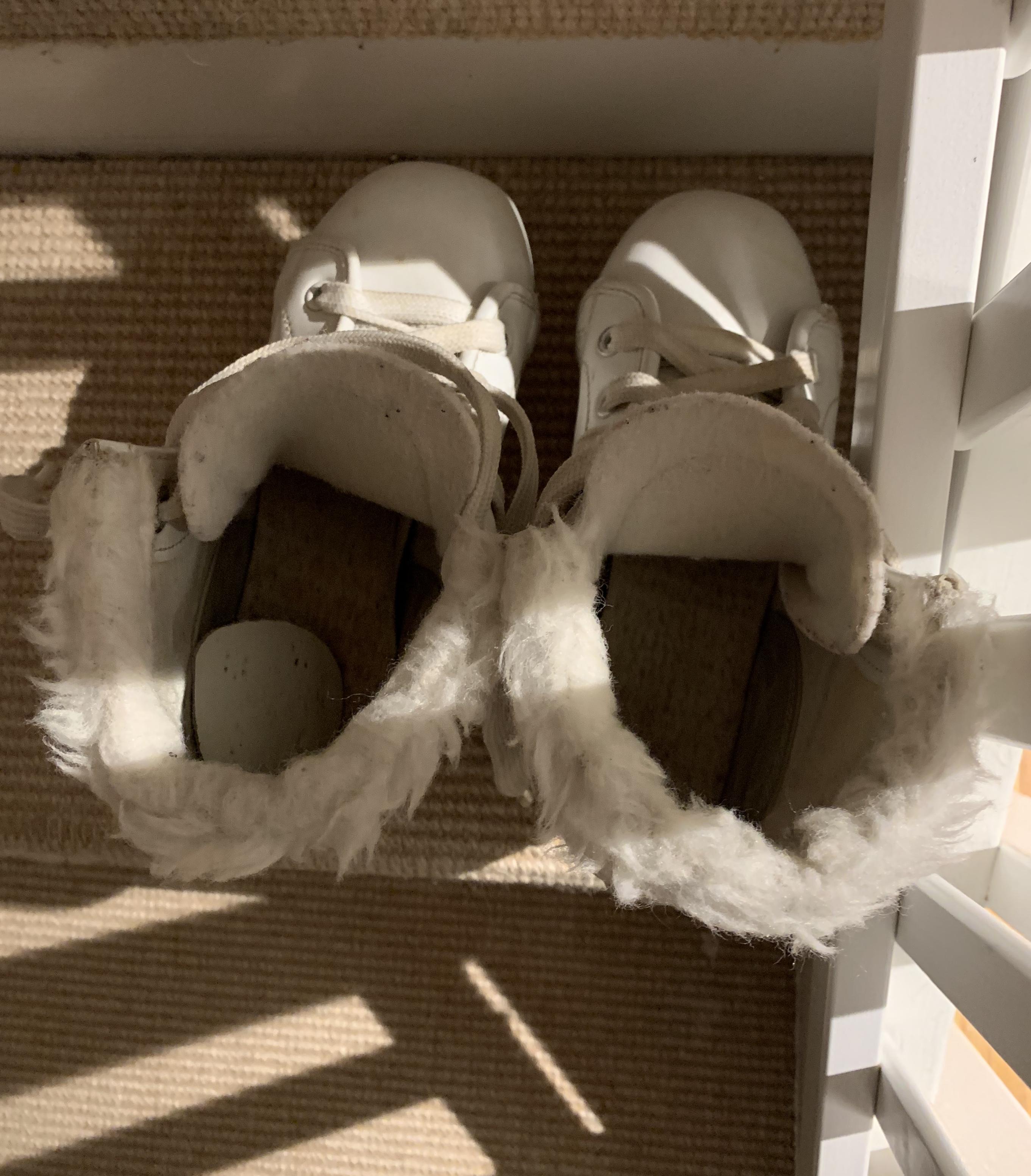 Barnskridskor 18cm innermått