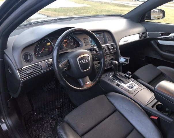 Audi A6 3.2 FSI QUATTRO *MAXUT