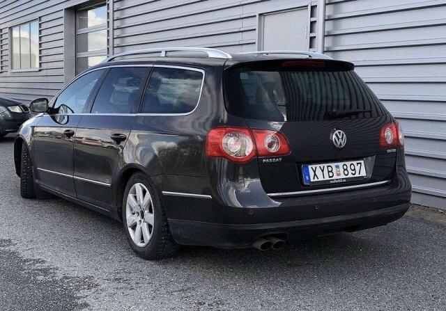 Volkswagen Passat 2.0 TDI AUT DSG 170HK