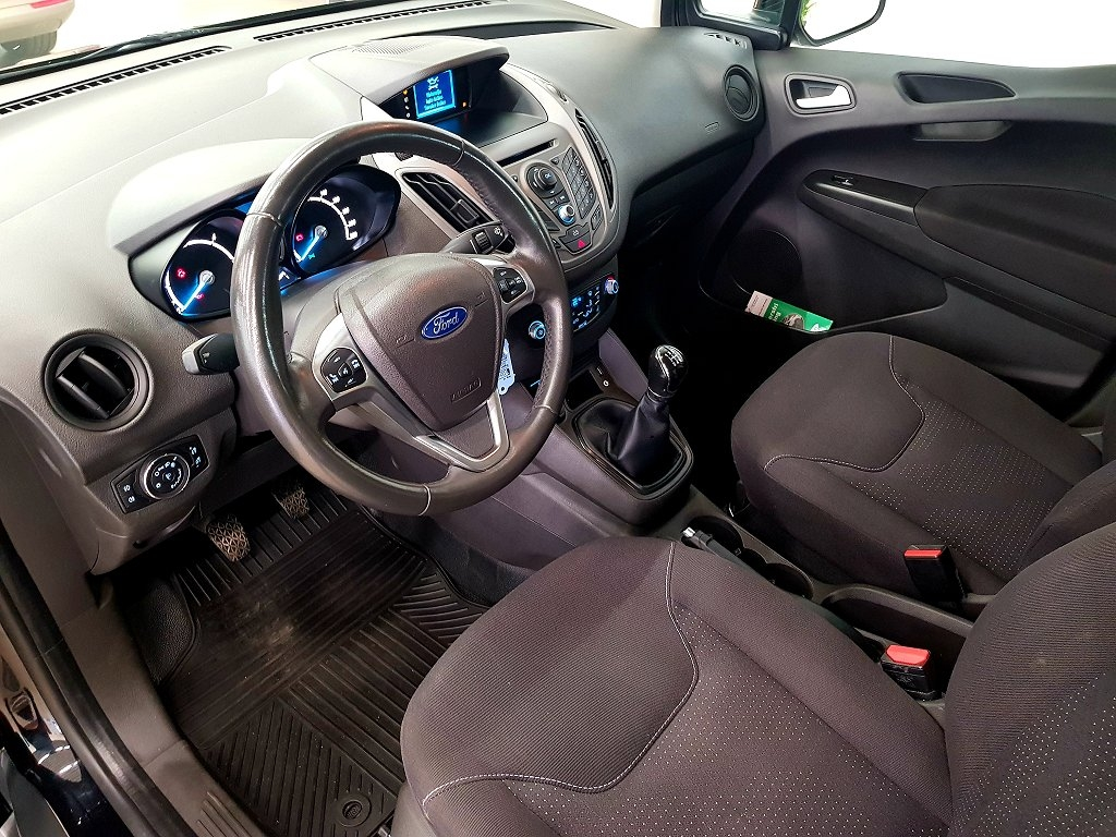 FORD TRANSIT COURIER 1.5 TDCI 75HK