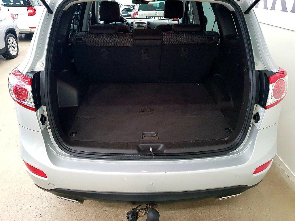 HYUNDAI SANTA FE 2.2 CRDI 4WD AUT 200HK