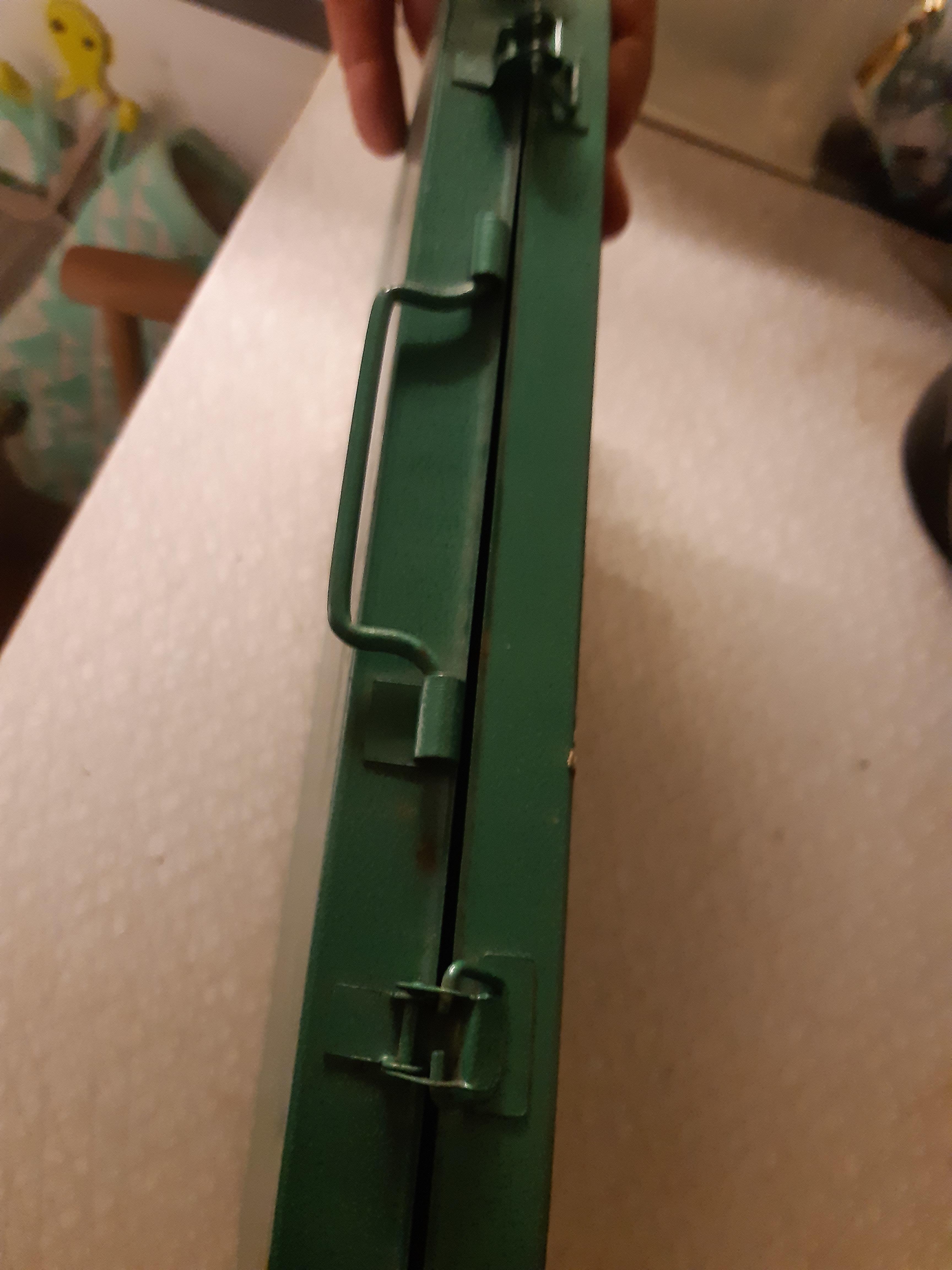 Cool gammal bahco låda