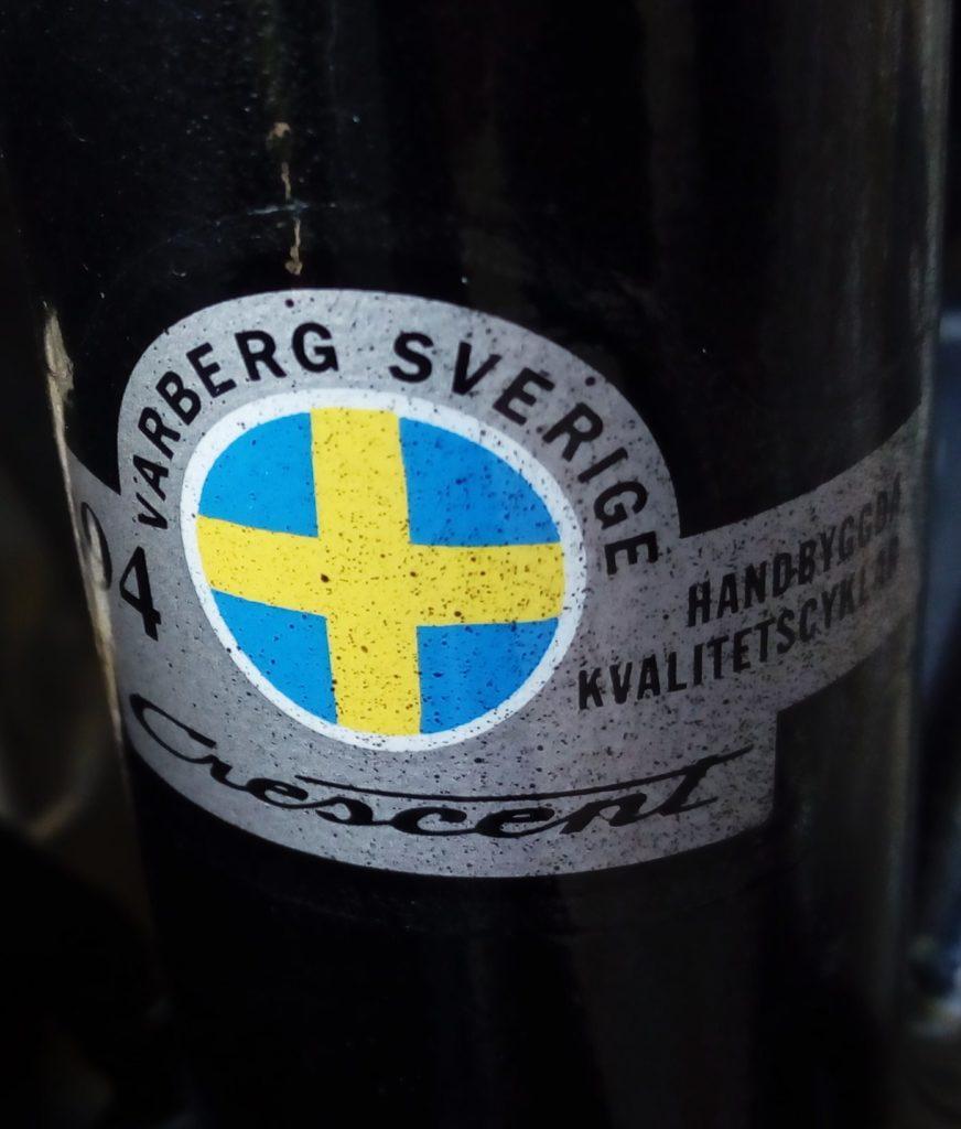 SvenskaCRESCENT 7vxl FLÄTAD KORG 25% NYPRIS