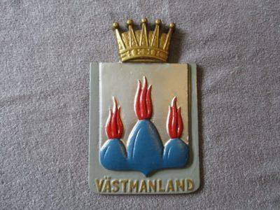 Västmanland landskapssköld