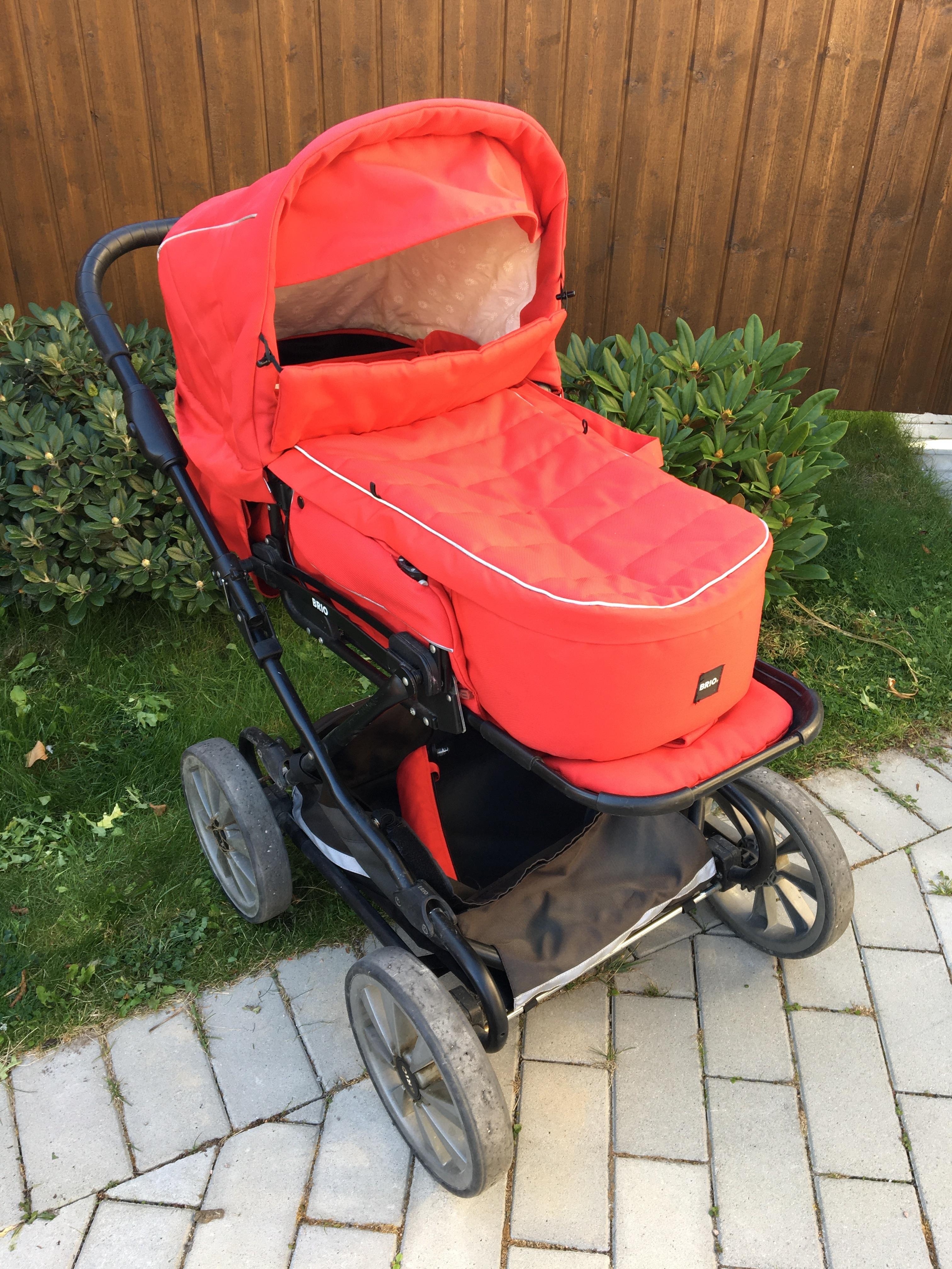 Barnvagn